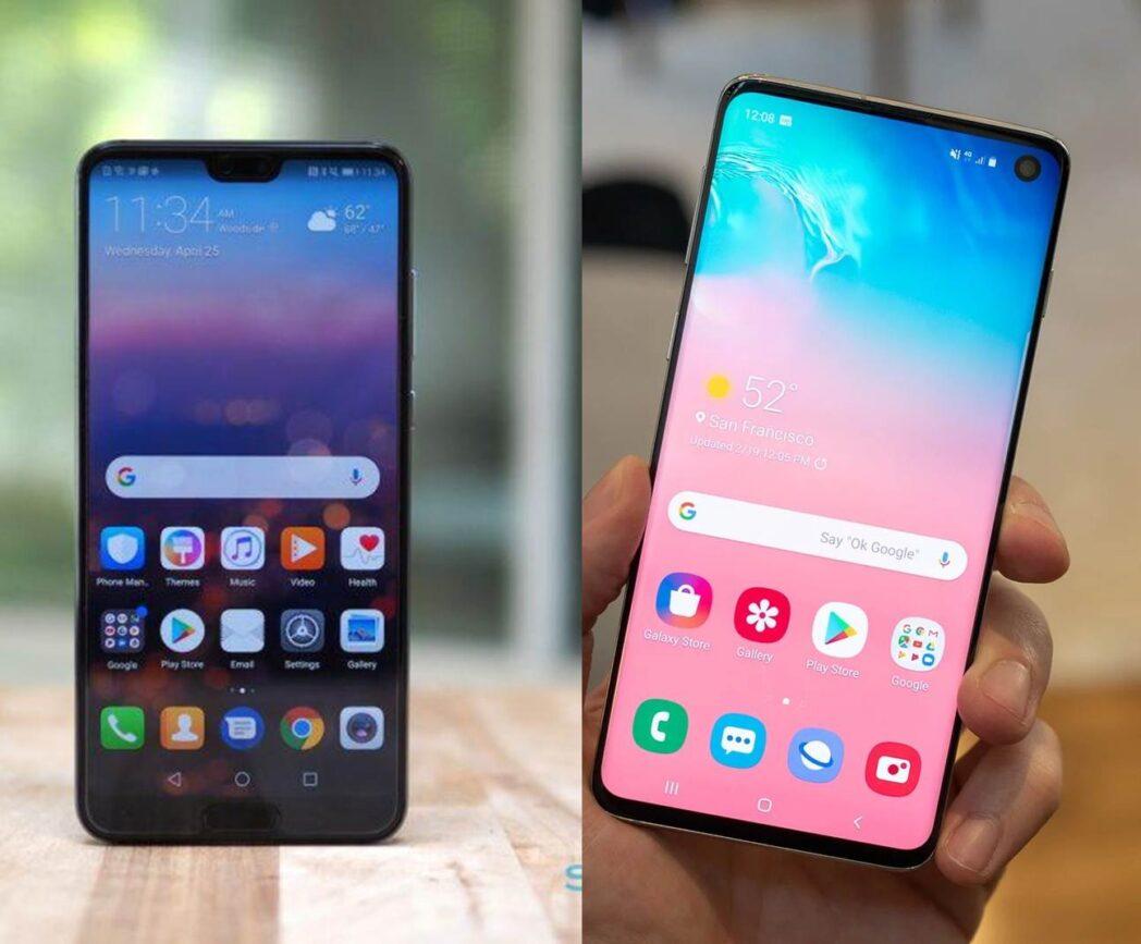 Huawei Samsung Cambia Equipos Huawei Por Comprar Un Galaxy S10