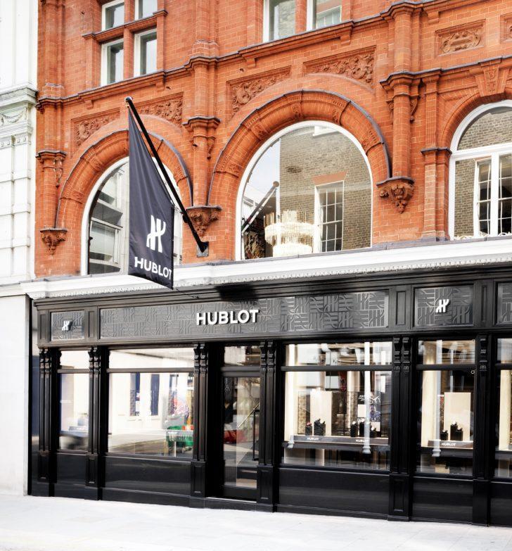 hublot store UK e1537064615941 - Hublot abre boutique de dos pisos en Londres