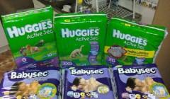 huggies babysec 240x140 - Cierran investigación de colusión en precios de pañales de Kimberly Clark y CMPC