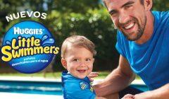 huggies michael phelps 240x140 - Huggies y el nadador olímpico Michael Phelps se unen para campaña de verano