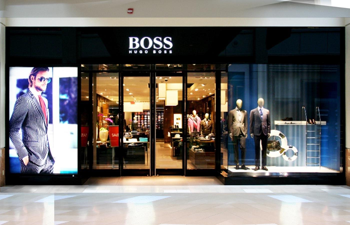 hugo boss 1 - Boggi Milano y Hugo Boss sumarán nuevas tiendas en Lima para el 2019