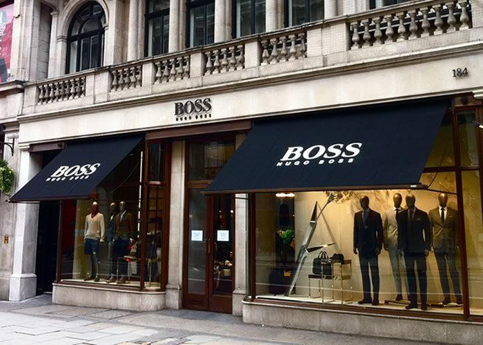 hugo boss 4 - Perú: Hugo Boss proyecta alcanzar al menos 9 tiendas hacia 2021