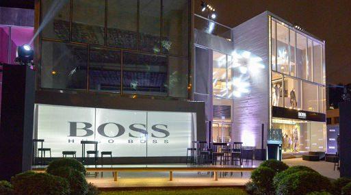 hugo boss lima - Grupo Yes prepara una plataforma digital multimarca en retail