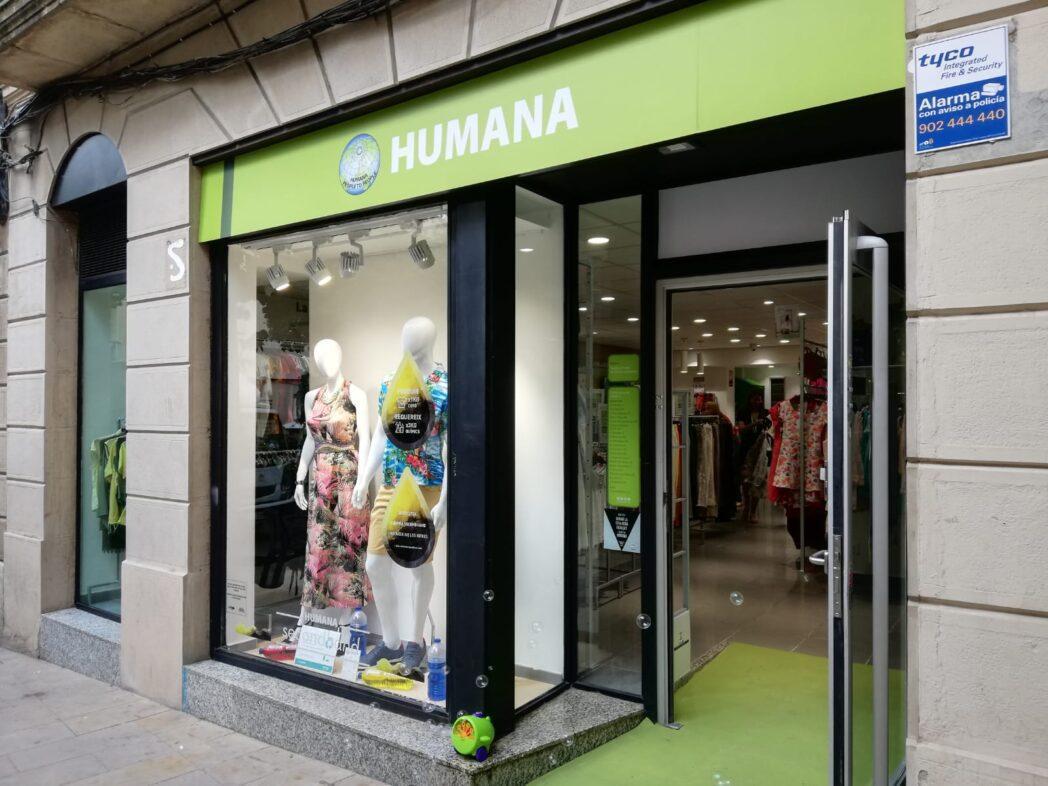 humana barcelona