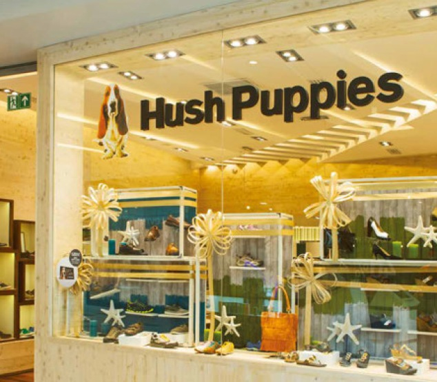 hush puppies 1 - Forus fortalece sus marcas Hush Puppies y CAT en el retail colombiano