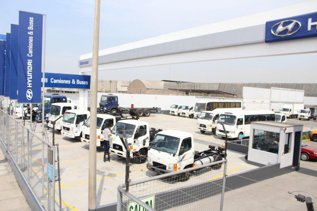 Hyundai Abre Concesionario Para Camiones Y Buses En Lima