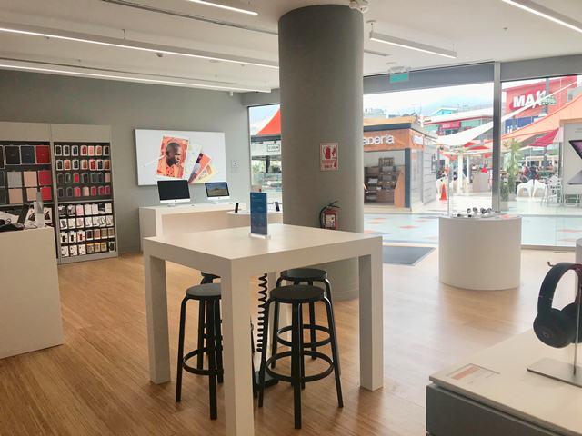 iShop abre en Megaplaza 2 - iShop abre en MegaPlaza Lima Norte su tienda número 15 en el mercado peruano