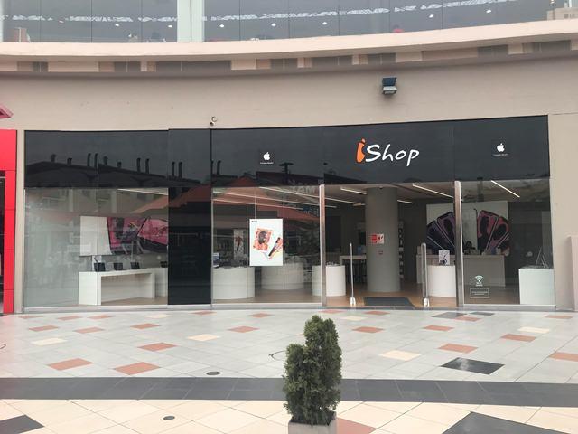 iShop abre en Megaplaza