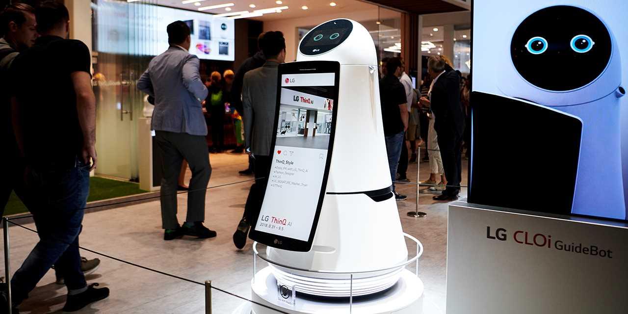 ifa 2018 lg magazine lg cloi robot ultimate guide img18 - LG invertirá más de USD 90 millones en el desarrollo de robots
