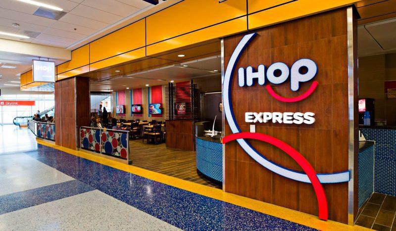 ihops first post security airport location debuts - Perú: IHOP evalúa abrir tiendas en Miraflores, San Isidro, Surco y La Molina