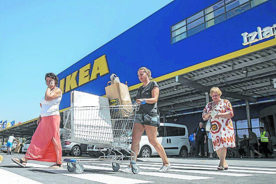 ikea 1 - Cencosud potencia Easy ante llegada de IKEA