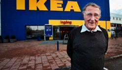 ikea 248x144 - Falleció el fundador de Ikea, Ingvar Krampad