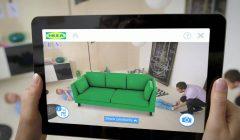ikea app 240x140 - Ikea lanza aplicación que permite amueblar espacios virtualmente