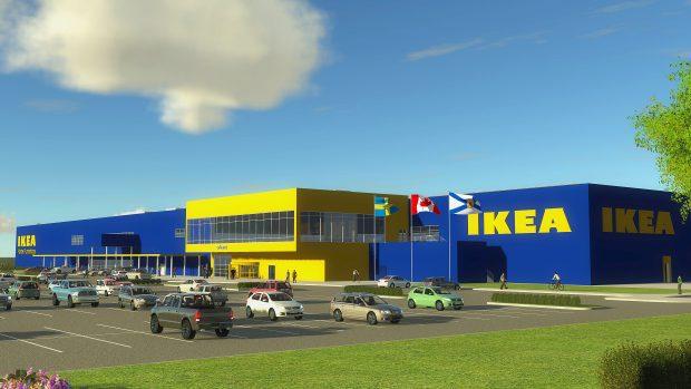 ikea canada - IKEA Canadá aumentó un 14,2 % sus ventas totales de este año