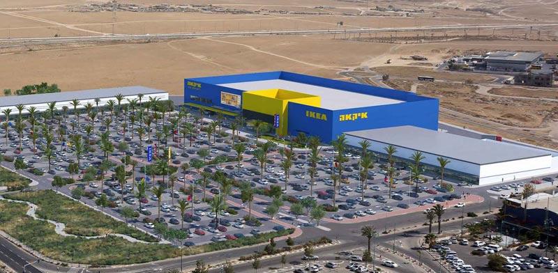 ikea israel 800 - La apuesta de IKEA por abrir tiendas en Israel e India