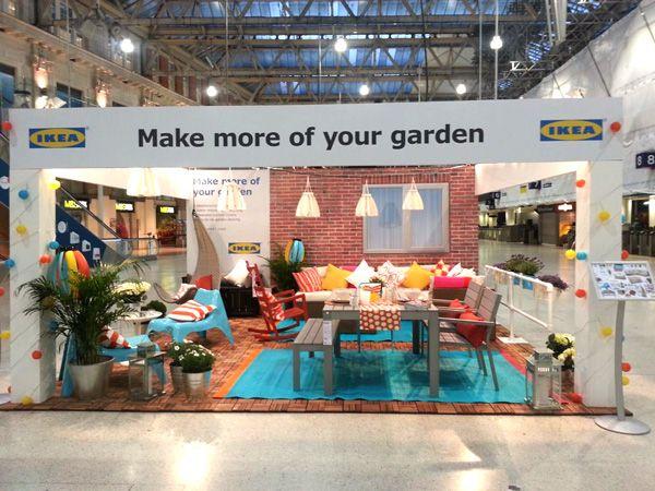 ikea popup liverpool - Chile: Gigante de muebles Ikea abrirá en Santiago su primera tienda en Sudamérica