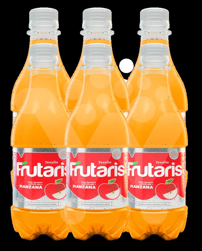 image 1 - Frutaris presenta nuevos sabores para alcanzar 10% de participación en el mercado