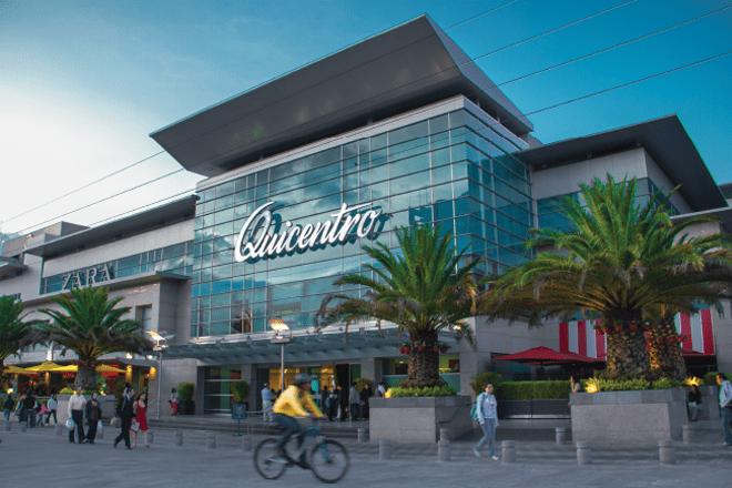 img.quicentro fachada - Centros comerciales en Ecuador vienen ofreciendo descuentos de hasta 60%