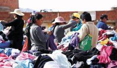 importacion ropa usadaa 240x140 - Bolivia: Ventas minoristas de ropa de invierno caen en 50%