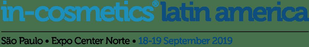 in cosmetics latam long 2019 en - in-cosmetics LatinAmerica 2019 abre acreditación