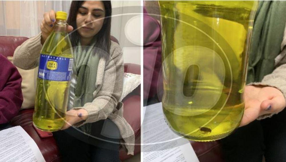 inca kola con cucaracha - Esta es la respuesta de Inca Kola tras hallazgo de cucaracha en su botella
