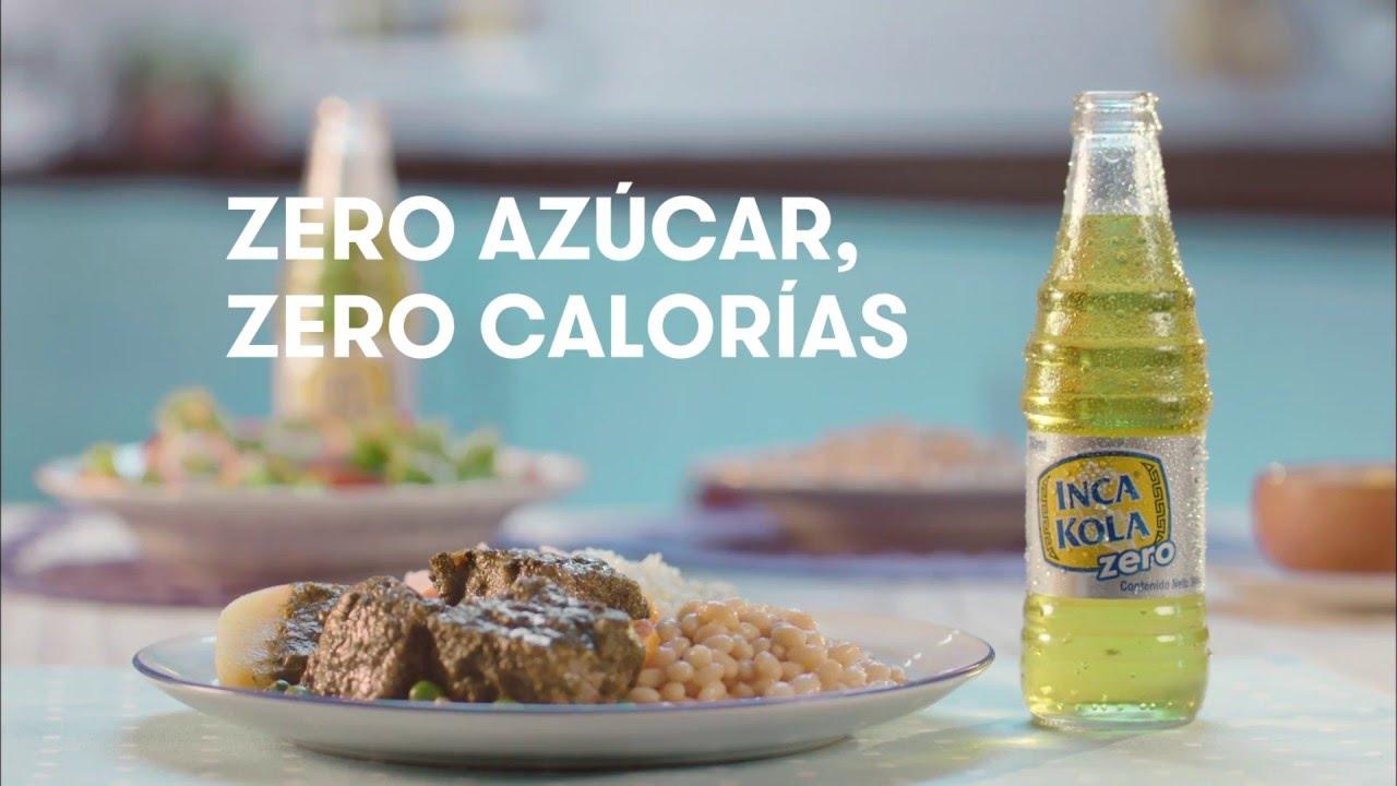 inca kola zero - Para el 2020, el 50 % del portafolio de Arca Continental Lindley van a ser bebidas 'zero' y bajas calorías en Perú
