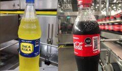 inca y coca 240x140 - Perú: Inca Kola y Coca-Cola adecúan envases de sus bebidas con octógono nutricional