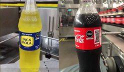 inca y coca 248x144 - Perú: Inca Kola y Coca-Cola adecúan envases de sus bebidas con octógono nutricional