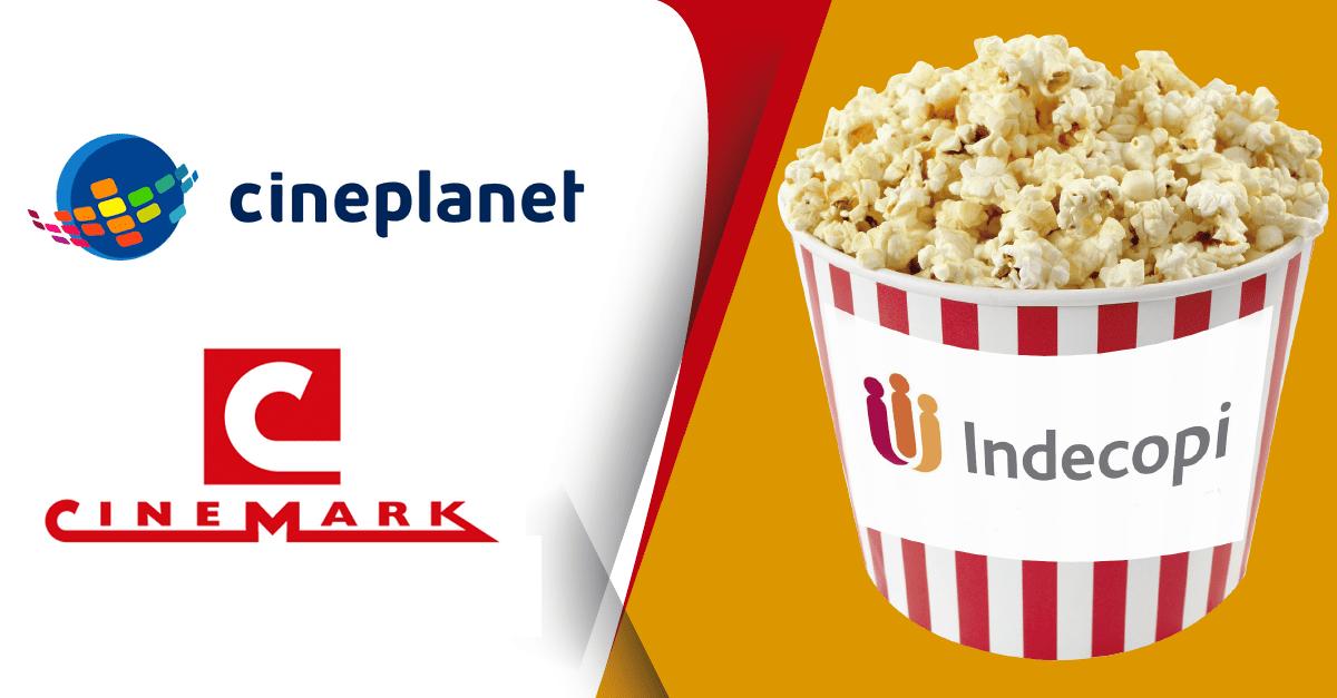 indecopi - Indecopi anuncia fecha en que se podrá ingresar alimentos a Cinemark y Cineplanet