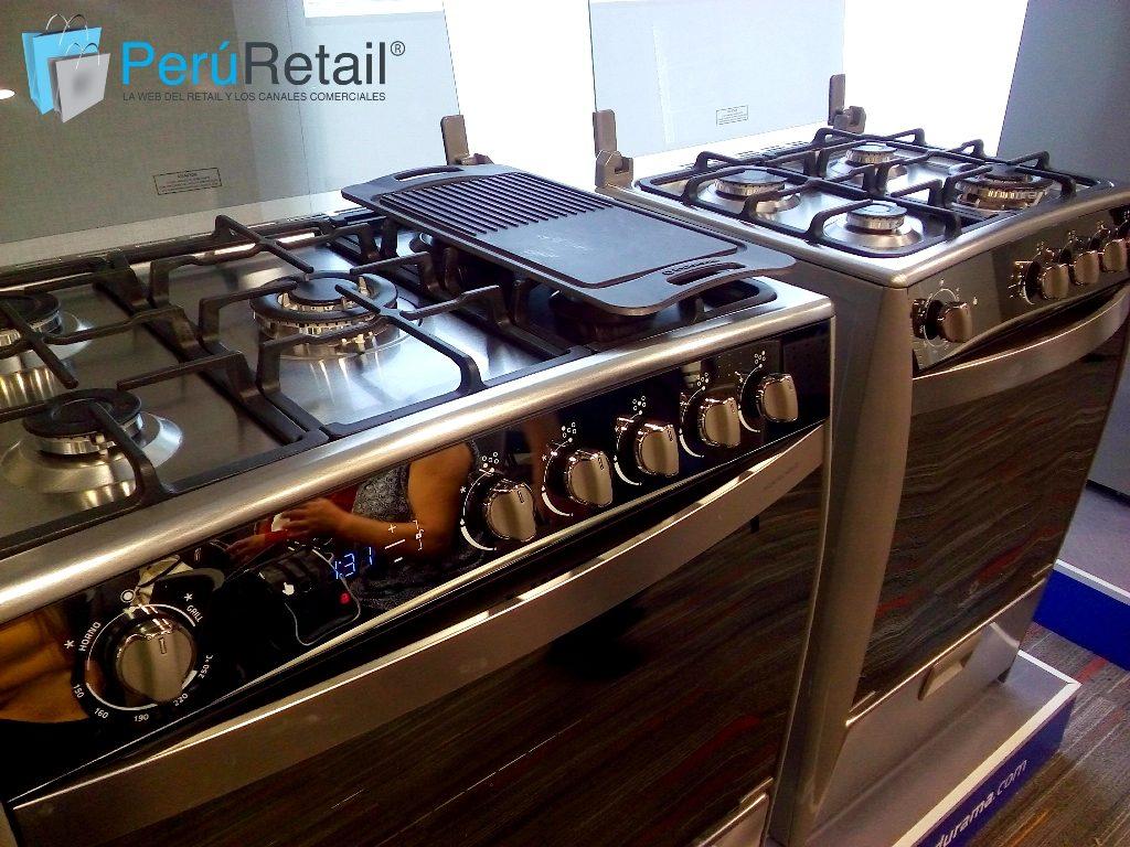 indurama 12547 Peru Retail 1024x768 - Perú: Indurama renueva su línea de cocinas
