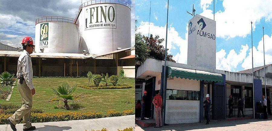 industria del aceite Fino y ADM SAO - Bolivia: Industrias de aceite FINO y SAO operarán bajo el nombre de Alicorp desde abril