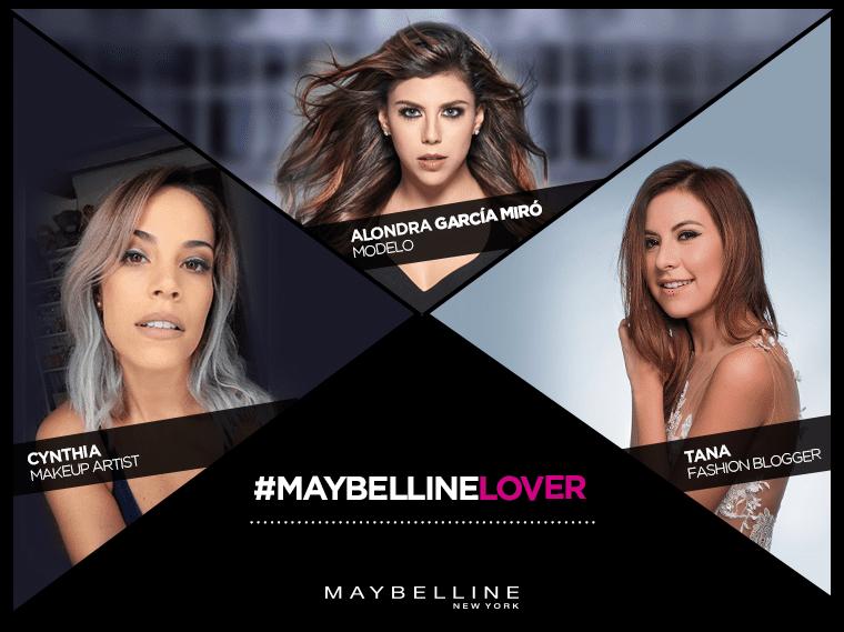 influenciadoras peruanas maybelline - L'Oréal Perú ganó su primer Effie de Oro gracias a la estrategia digital de Maybelline