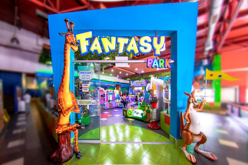ingreso risso aventura safari 1 1024x683 - Fantasy Park abrió su primer local temático en Villa El Salvador