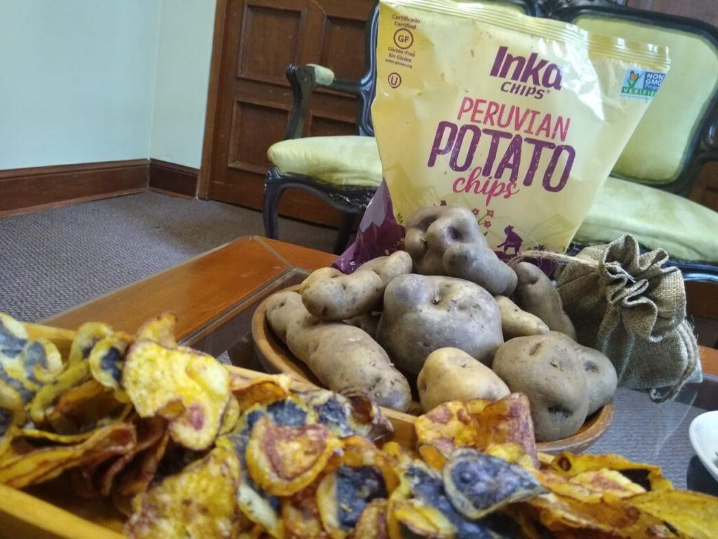 inka crops 2 perú retail - El snack peruano que hace historia en los grandes retailers Walmart y Amazon
