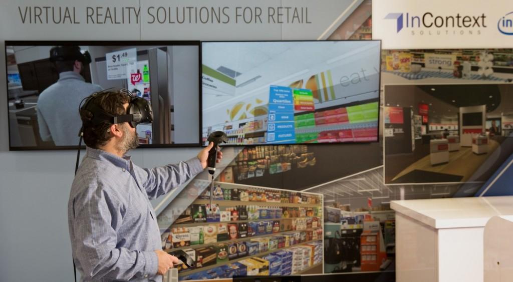 intel realidad virtual
