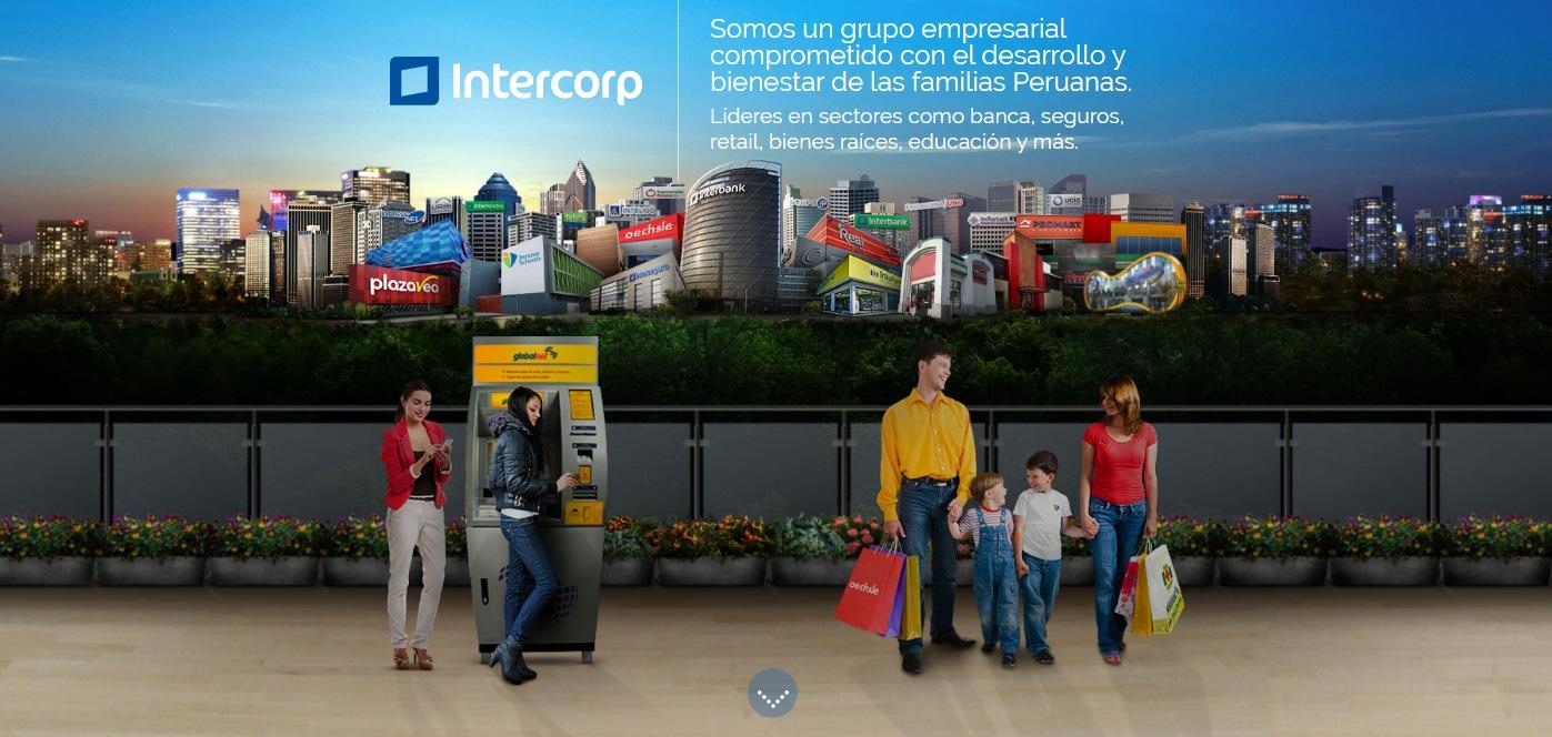 intercorp 2017 - Utilidad de Intercorp se redujo en S/ 10 millones durante el 2016