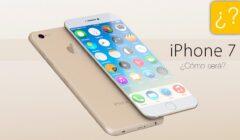 iphone 7 240x140 - Nuevo iPhone 7 eliminaría tradicionales accesorios