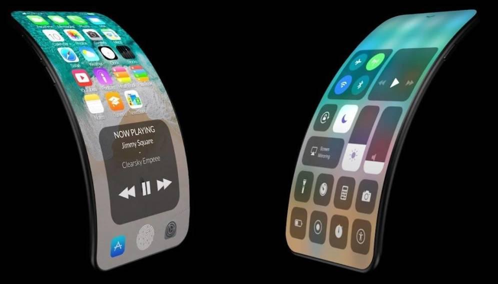 iphone curvo - Apple prepara un iPhone con pantalla curva