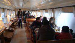 irupana cafetería 4 perú retail 248x144 - Bolivia: La cafetería que atiende en vagones de tren planea expandirse
