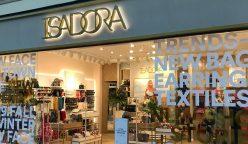 isadora 248x144 - Isadora renueva su imagen y abrirá dos tiendas en Perú