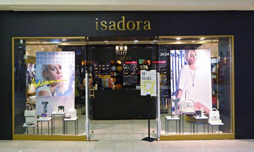 isadora 3 - Blue Star Group impulsa Isadora con nuevas tiendas en México