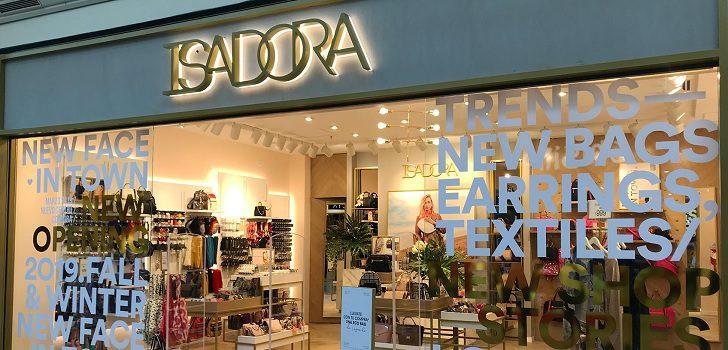 isadora - Isadora renueva su imagen y abrirá dos tiendas en Perú