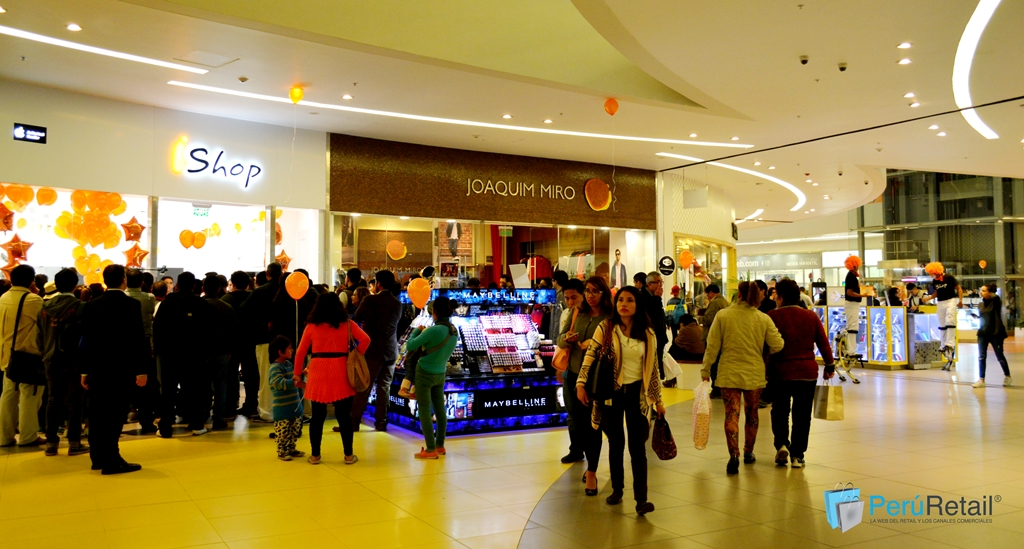 ishop 77 peru retail 1 - iShop prevé abrir entre dos y cuatro tiendas más en lo que resta del año en Perú