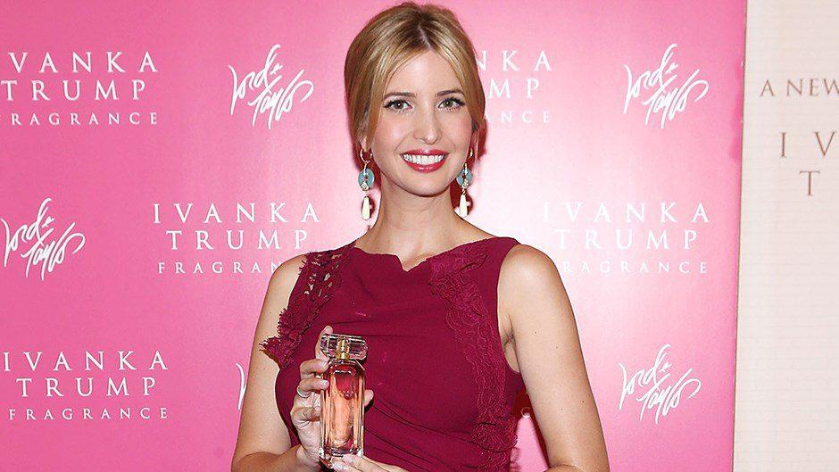 ivanka trump perfume - Perfume de Ivanka Trump arrasa en ventas en Amazon