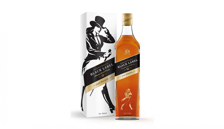jane walker - Jane Walker es la nueva versión de whisky para mujeres