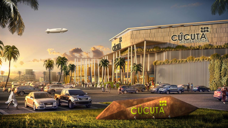 Colombia se alista para recibir al nuevo mall jard n plaza for Jardin plaza