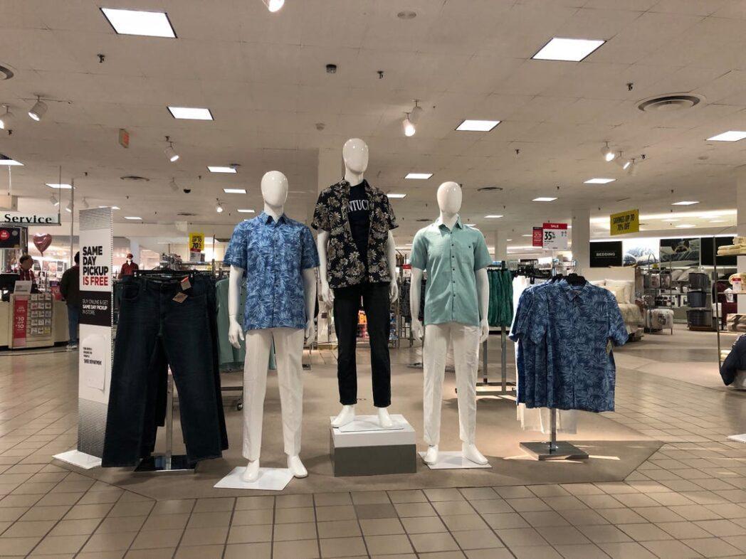 jcpenney moda - JCPenney analiza cifras de su cartera de tiendas en EE.UU.