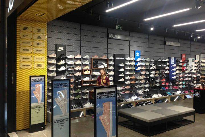 jd sports españa 8 - Sprinter y JD Sports impulsan la venta de moda y equipamiento deportivo en España