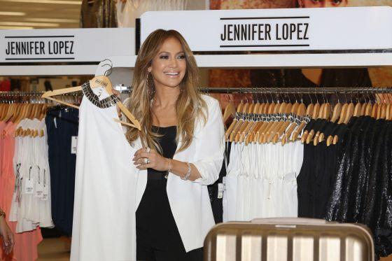 jennifer lópez - Marca de Jennifer López abrirá dos tiendas más en Perú