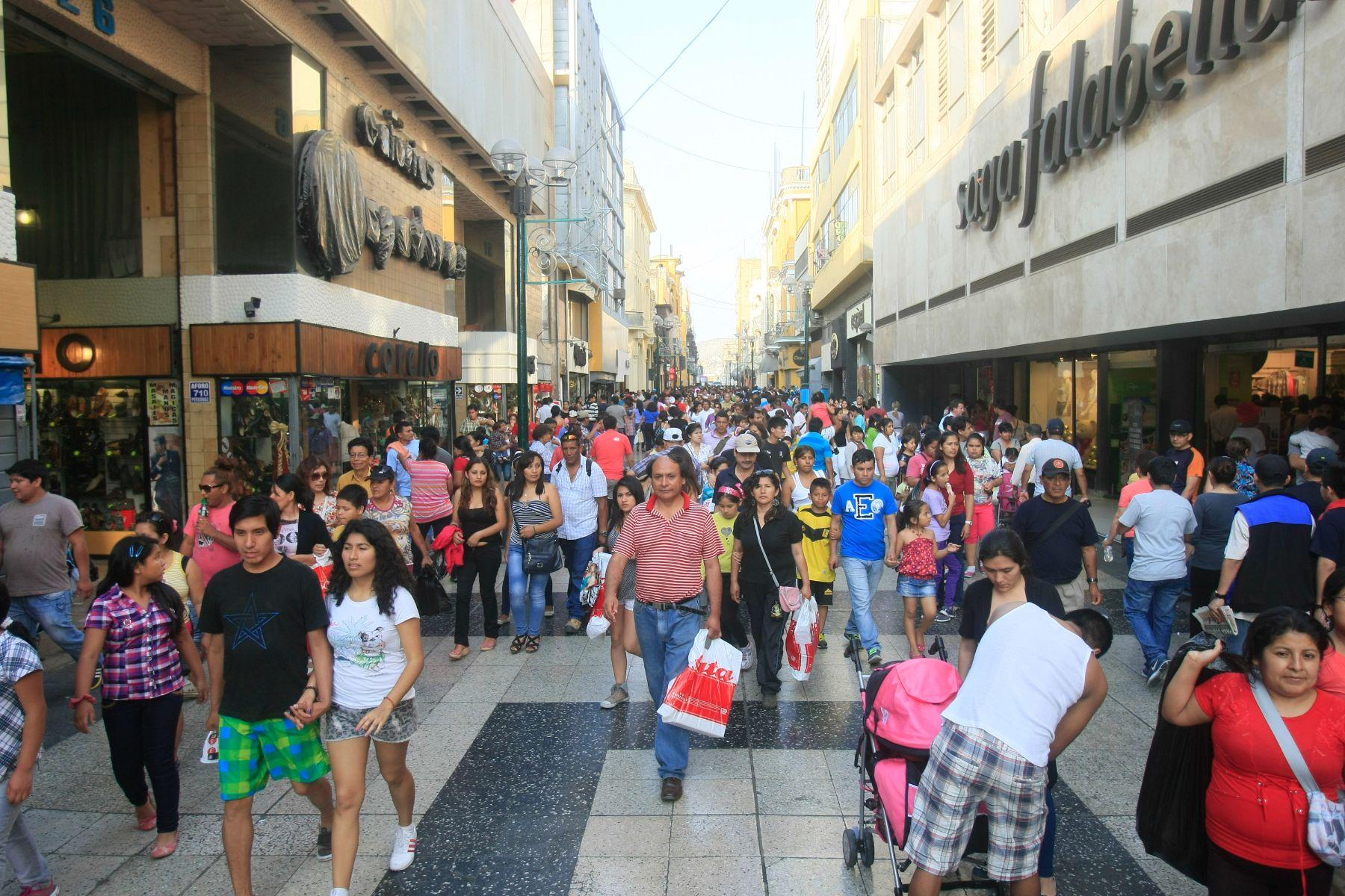 jiron de la union 2 - ¿Cuál es el costo del metro cuadrado en Lima?